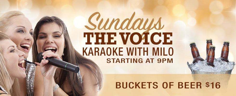 Sunday Karaoke at the Flying Canoe Pub Courtenay BC