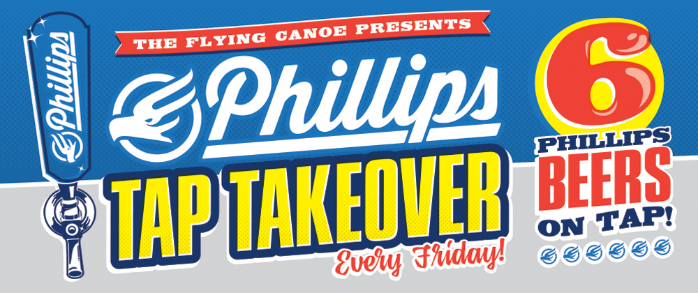 FLYING CANOE_PHILLIPS TAP TAKEOVER_CANOE WEBSITE BANNER_DEMO 1